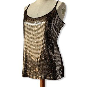 Michael Kors Sequined Tank Top